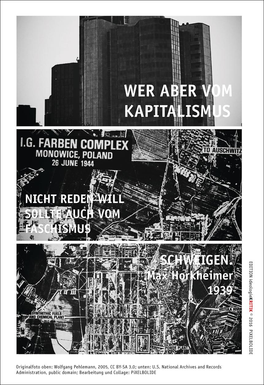kapitalismus faschismus