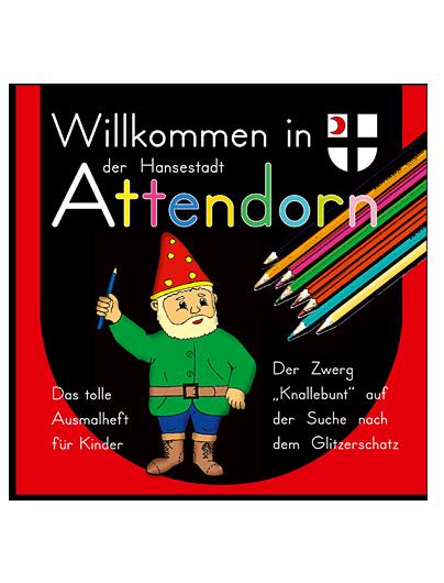 Malbuch Attendorn